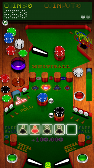 Pinball Poker -YARPG (Yes Another Riffel's Pinball Game