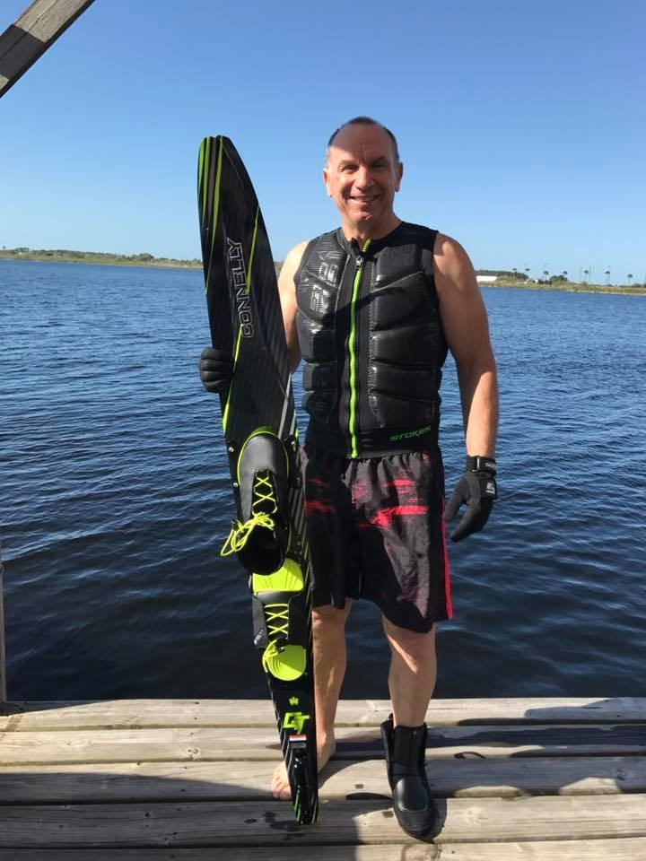 Mike Hazelwood Rocking A Connelly Gt Plus Stokes Vest