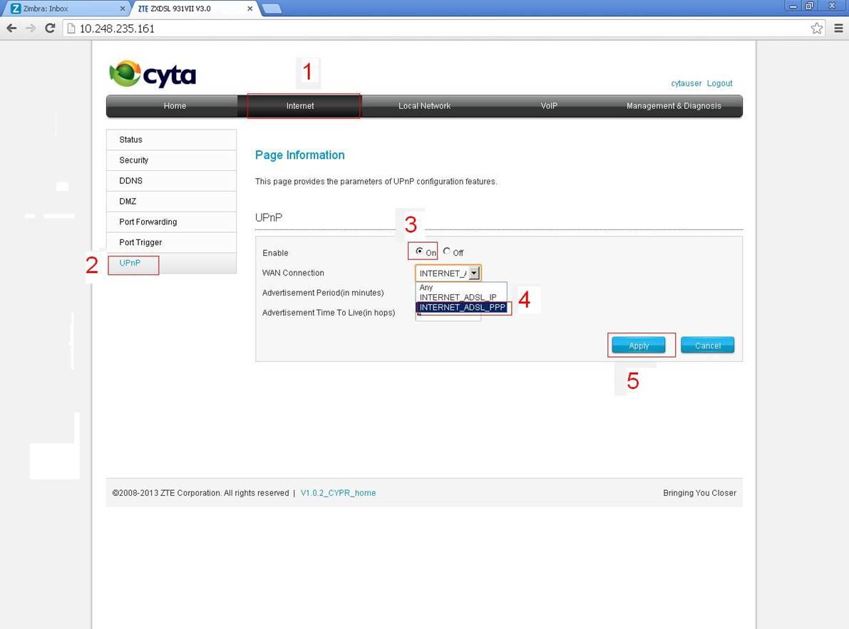 Online gaming open Nat type — Cyta Forum