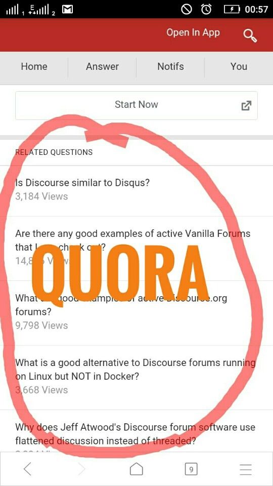 Why Vanilla Forum not put related post or similar post after