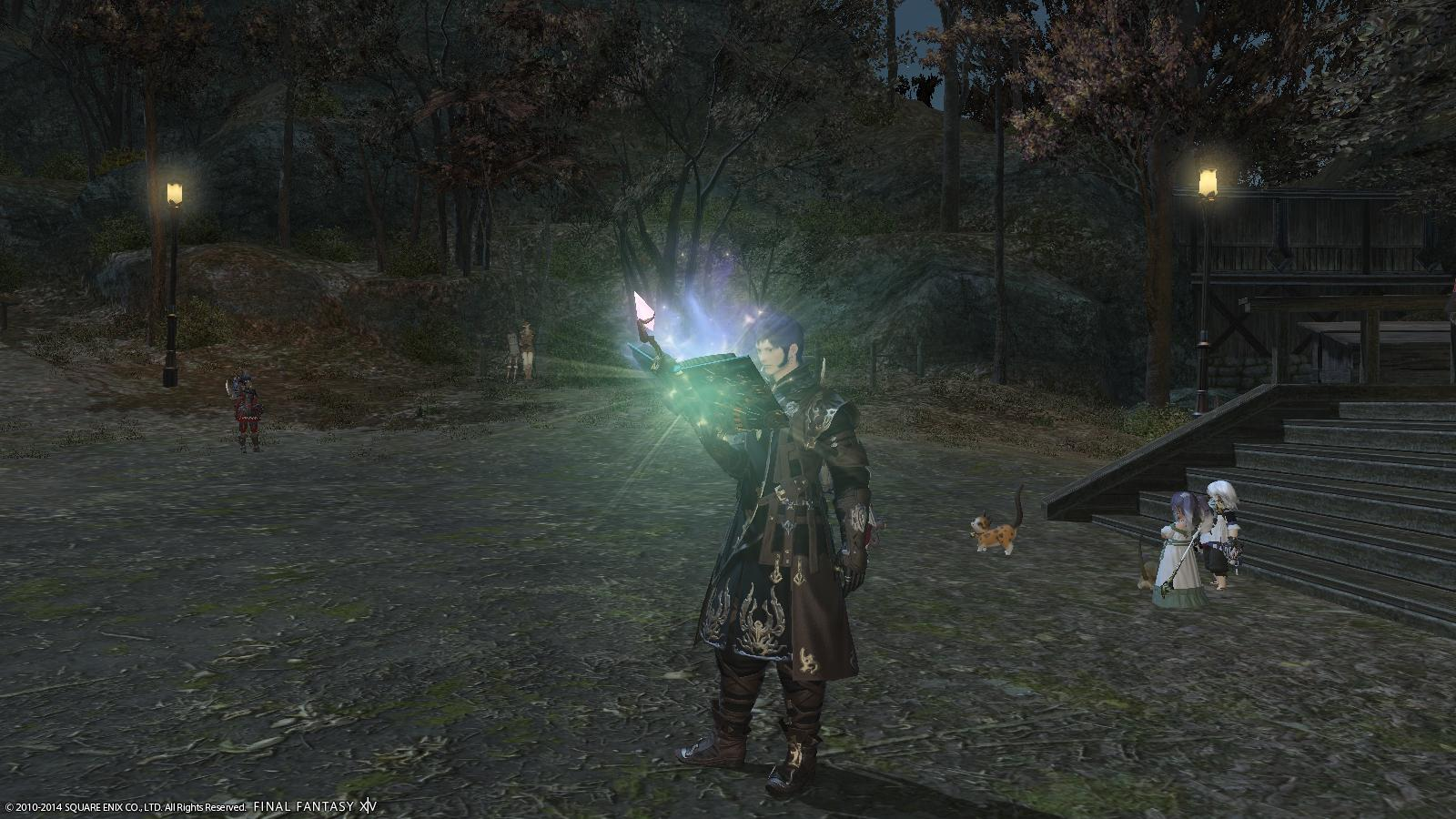 FFXIV:ARR] Old thread from last year     - Page 11 — Penny
