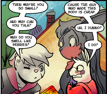 Webcomics Marys And Wilburs And Cagle Cats Oh My Page 88 Penny Arcade