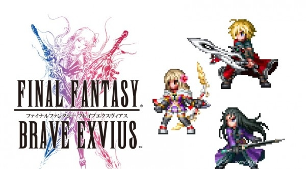 FFBE] New story event with Duke and Mystea! Get your crysts, and fan