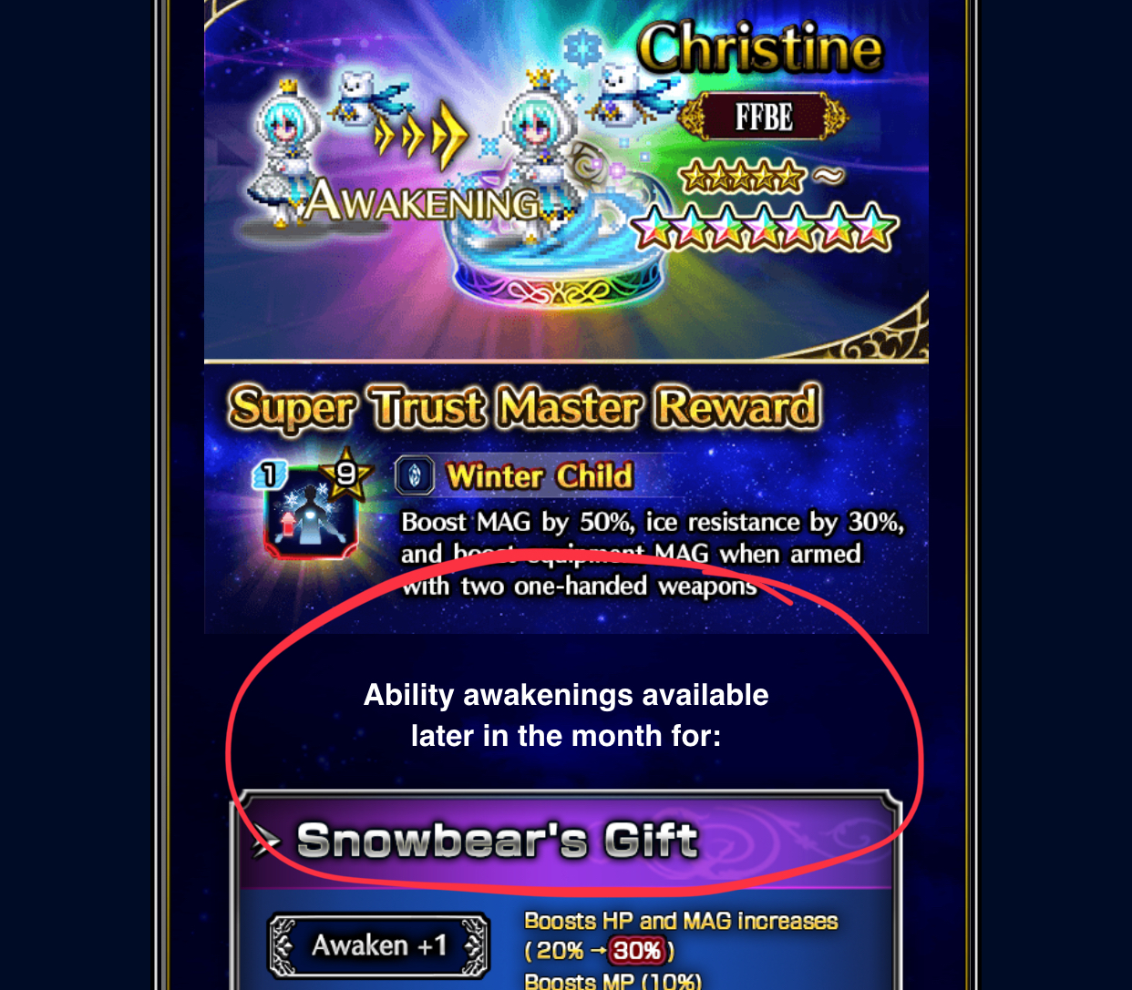 FFBE] Old Thread  - Page 84 — Penny Arcade