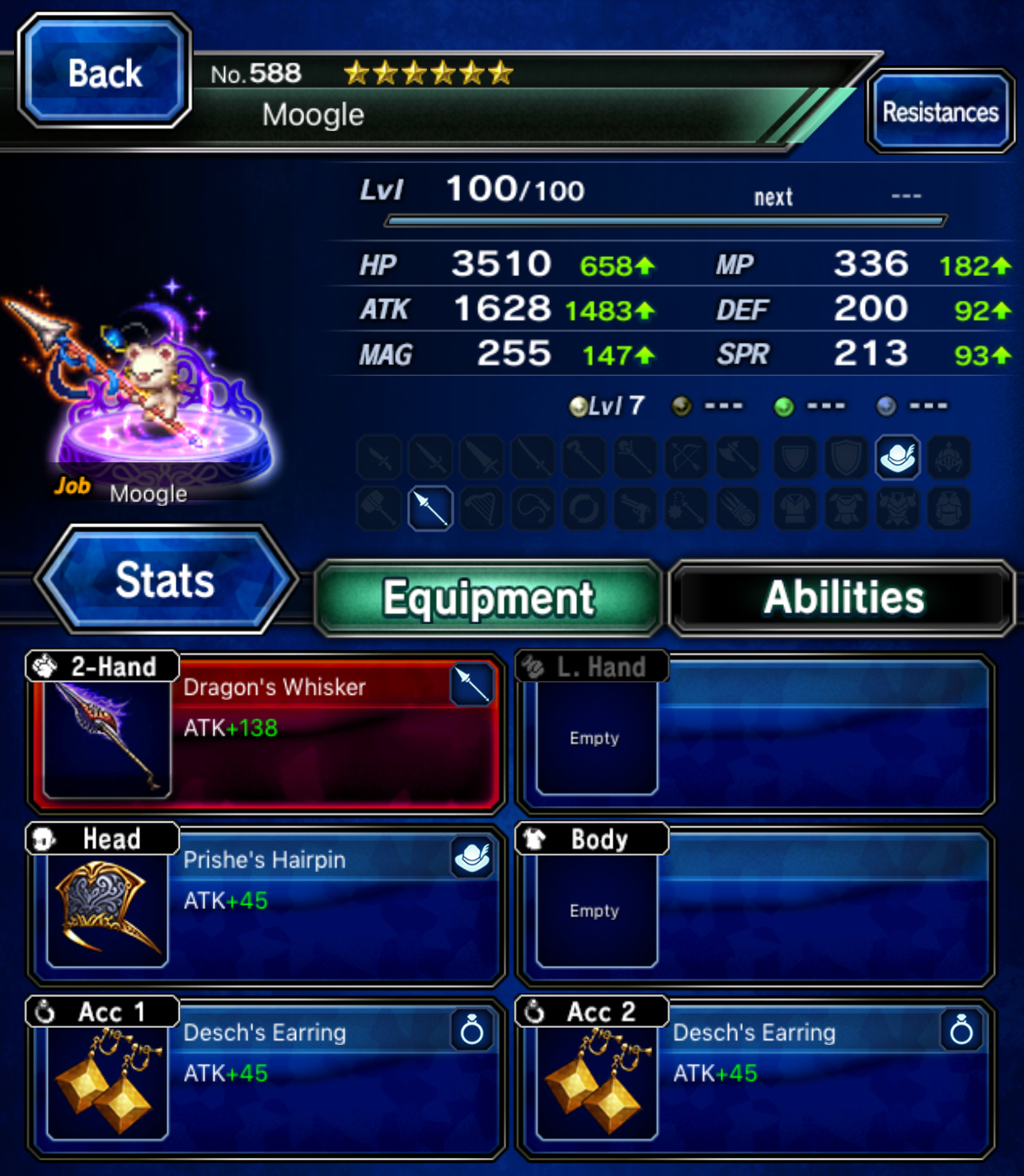 FFBE] Bunny Lady and Egg Girl - GUMI pushing the meta 8 months ahead