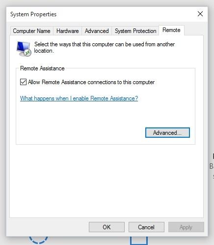 Remote Desktop not working (Windows 10) — Penny Arcade