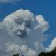 Fuzzy Cumulonimbus Cloud