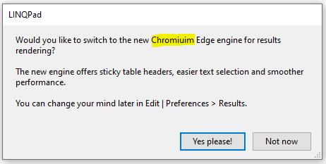 """Dialog showing """"Chromiuim"""" instead of """"Chromium"""""""