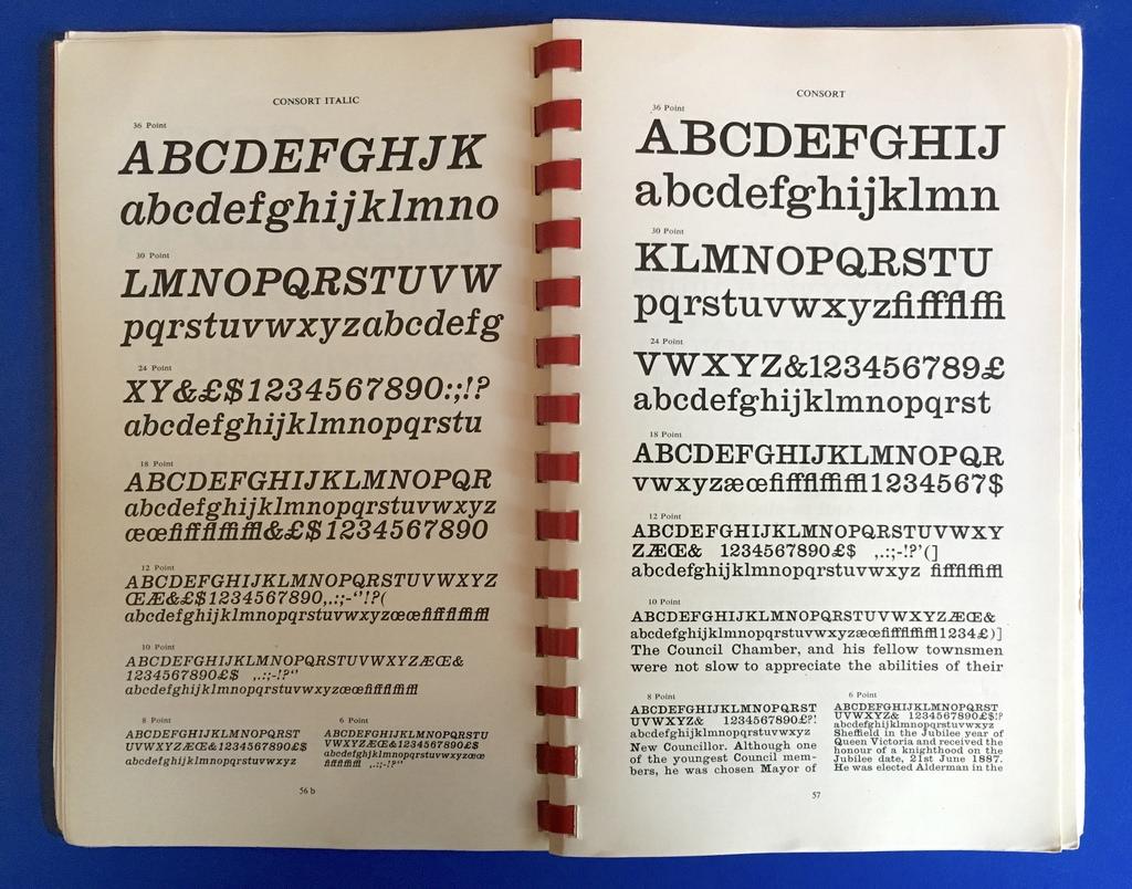 Munson, a Victorian style slab serif — TypeDrawers