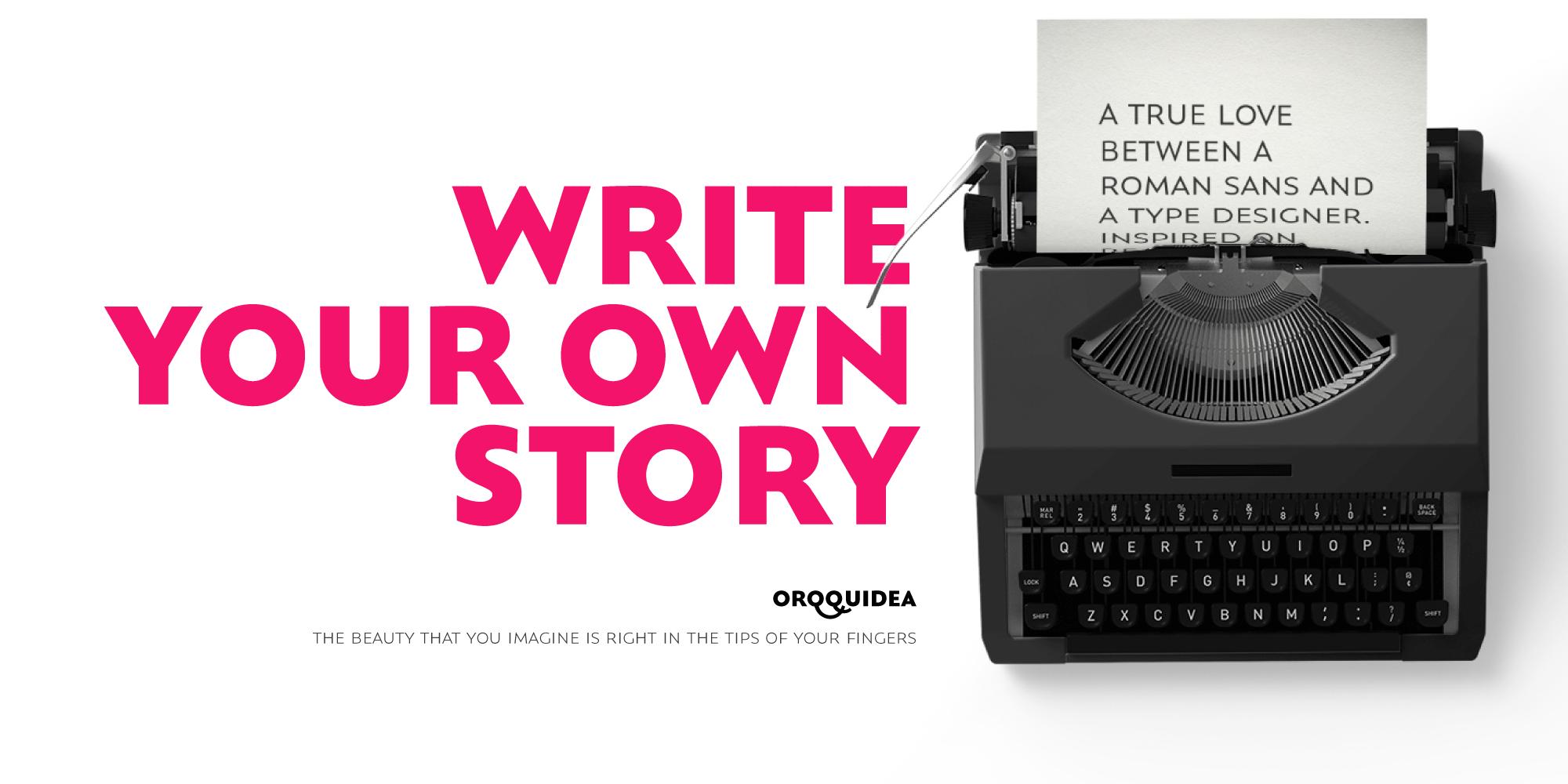 Orqquidea Sans — TypeDrawers