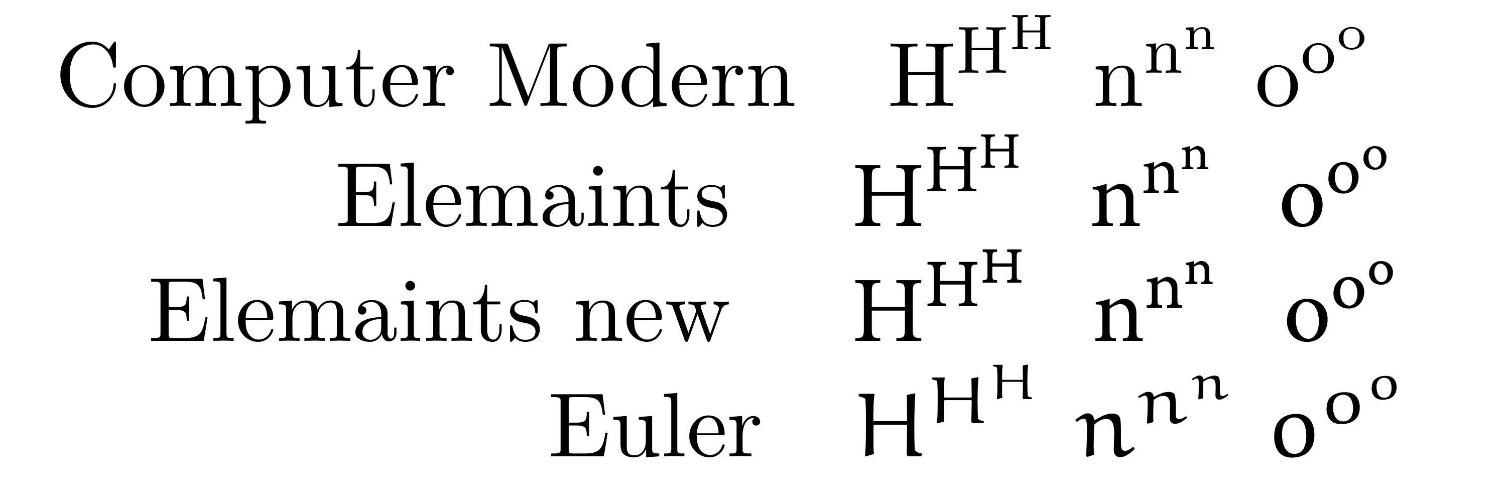 Elemaints - A Serif Family with Optical Sizes — TypeDrawers