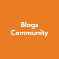 BlogsCommunity