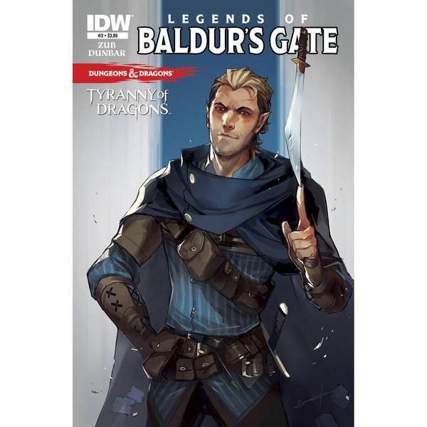 Dungeons Dragons Legends Of Baldurs Gate