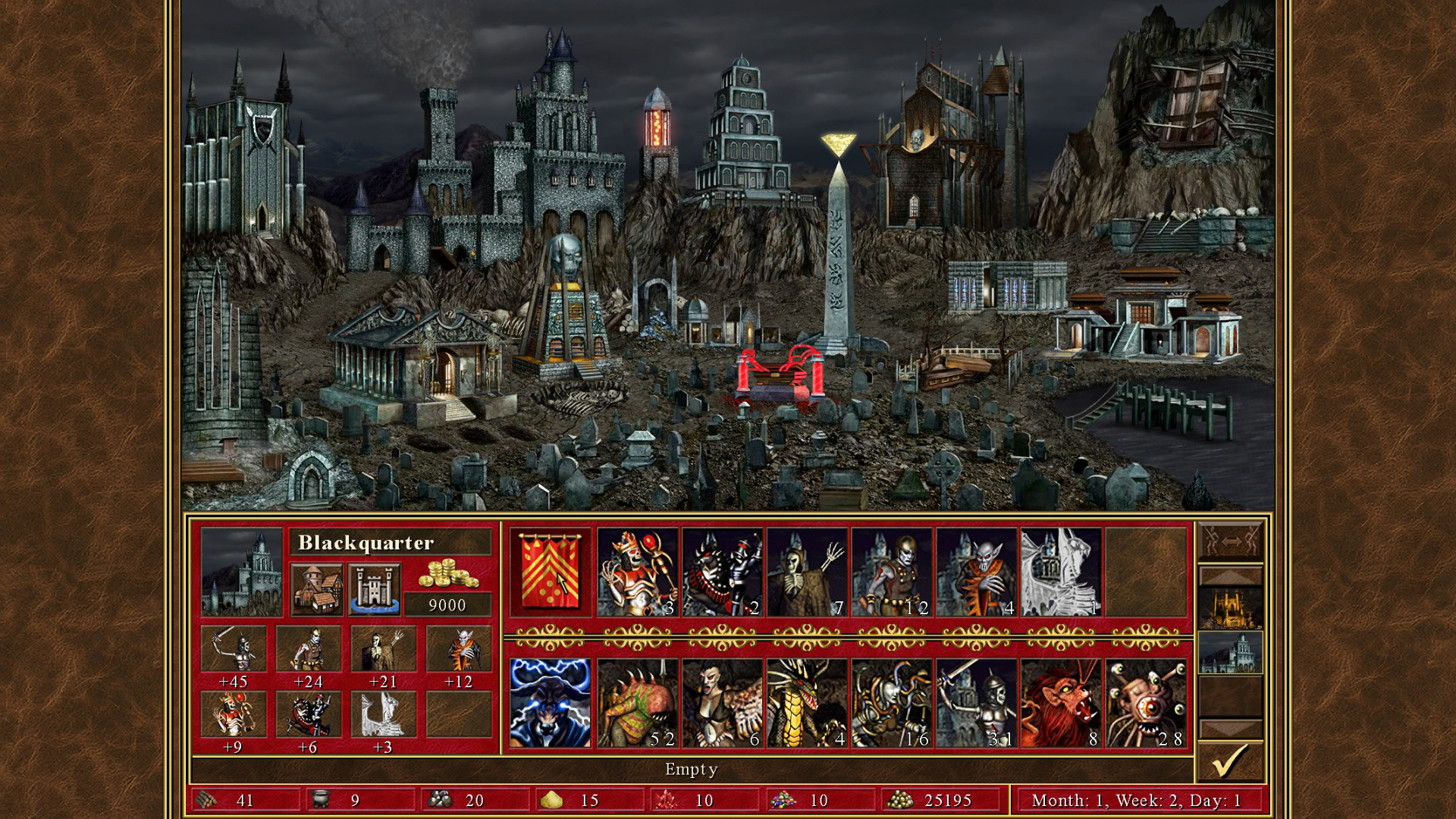 heroes of might and magic 3 the restoration of erathia full download