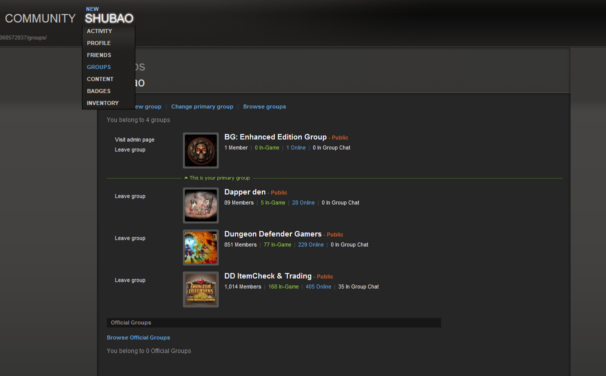 Steam Group BG:EE Multiplayer Group  — Beamdog Forums