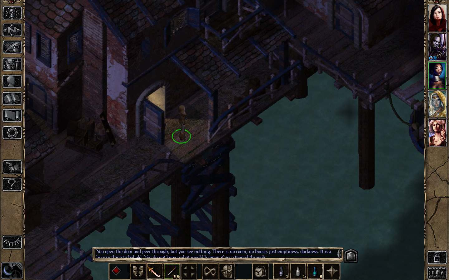 DUPE] - Graphical glitches BG2:EE — Beamdog Forums