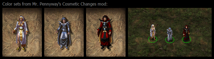 Baldur's gate 2 best robe