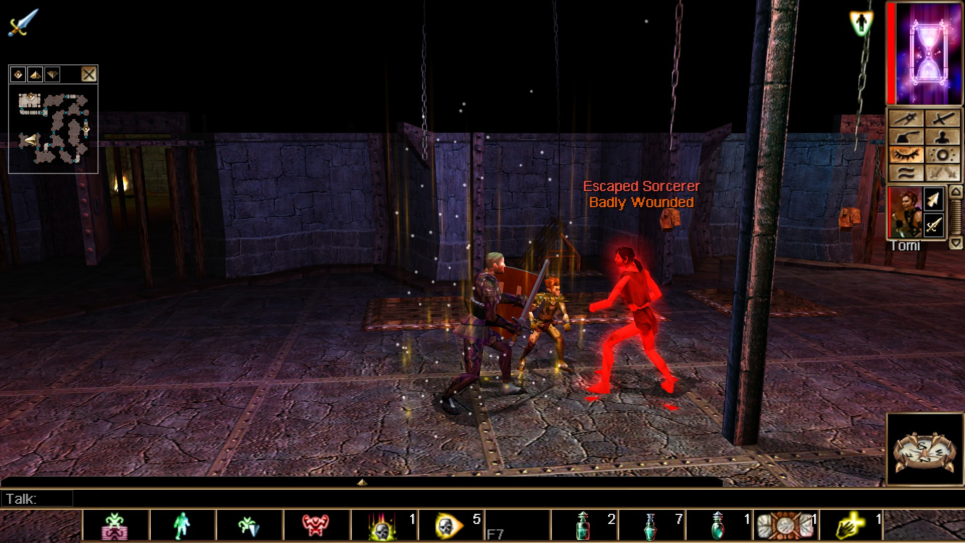 Neverwinter Nights Minimal Reload or just report your run for fun