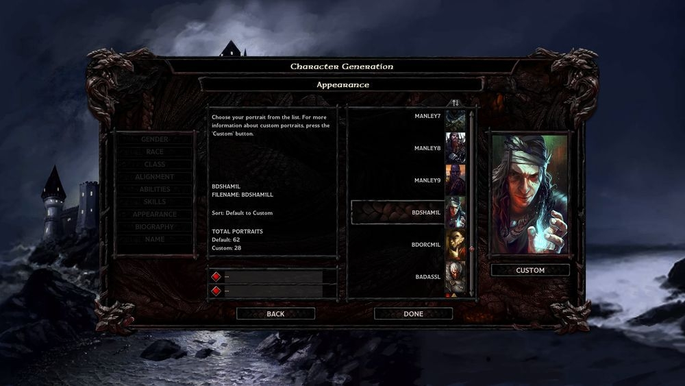 Mod Dragonspear Ui V2 42 Now Compatible With Bg2 Ee