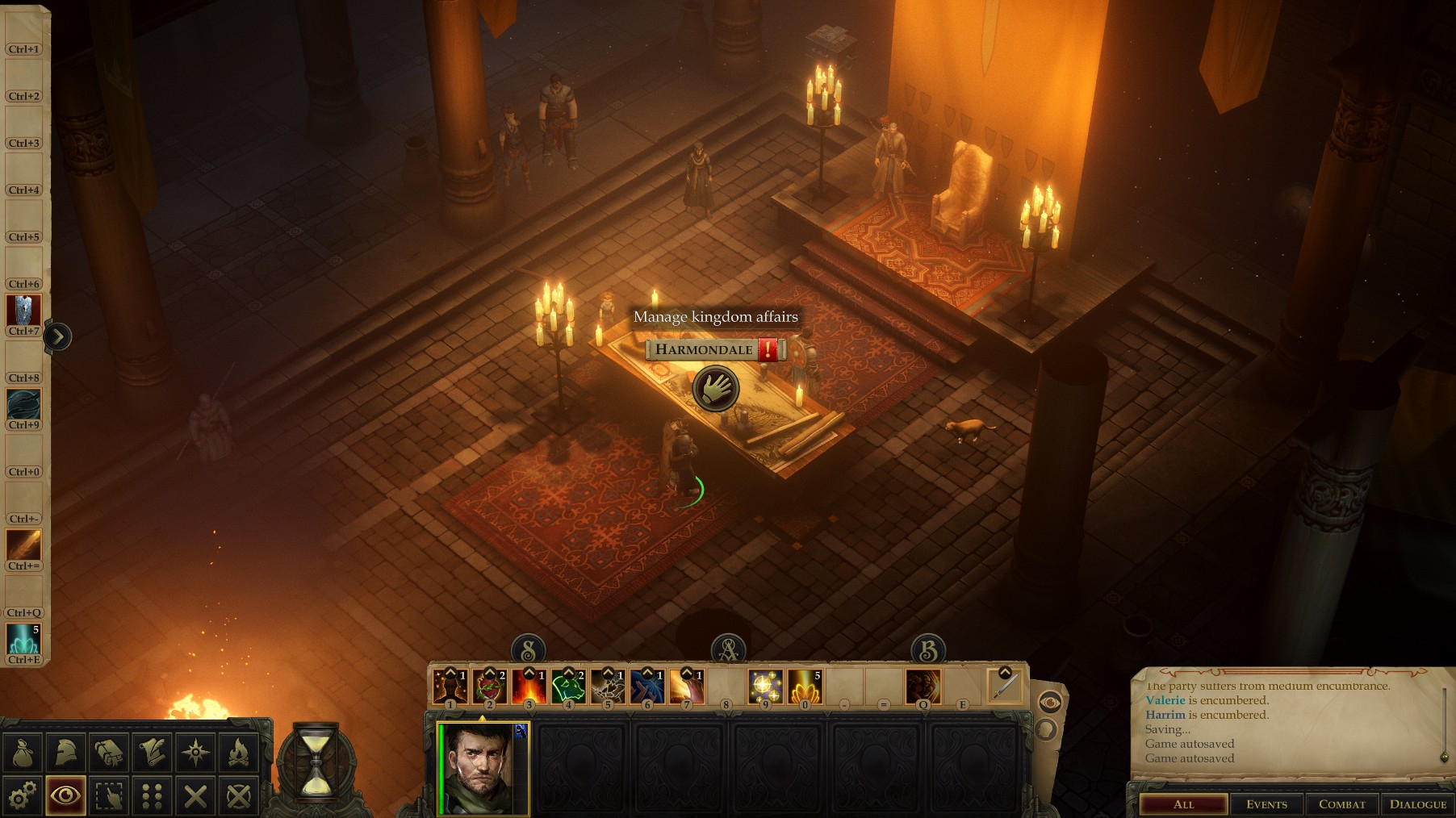 Pathfinder:Kingmaker Minimal and No Reload Thread (spoilers