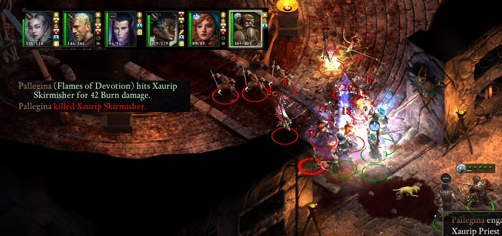 Pillars of Eternity Minimal and No Reload Thread (spoilers