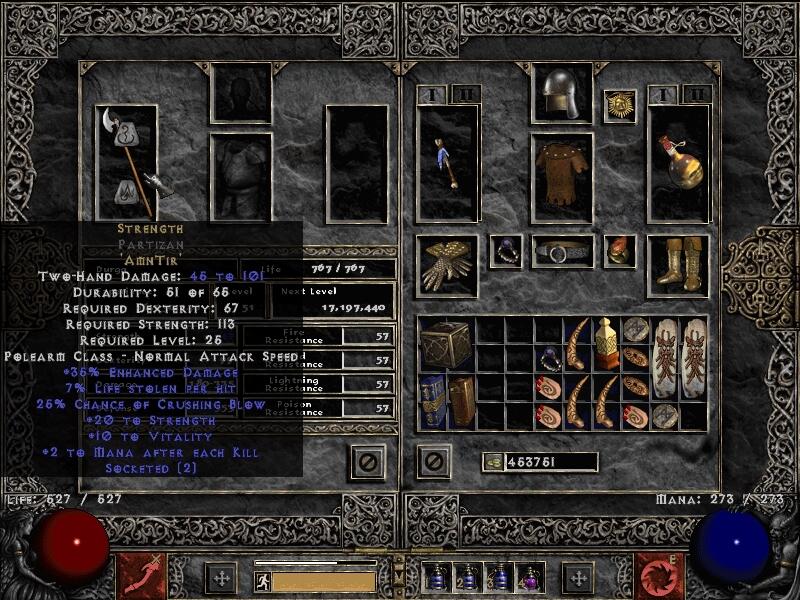 Diablo Minimal and No Reload Thread (spoilers) - Page 18 — Beamdog