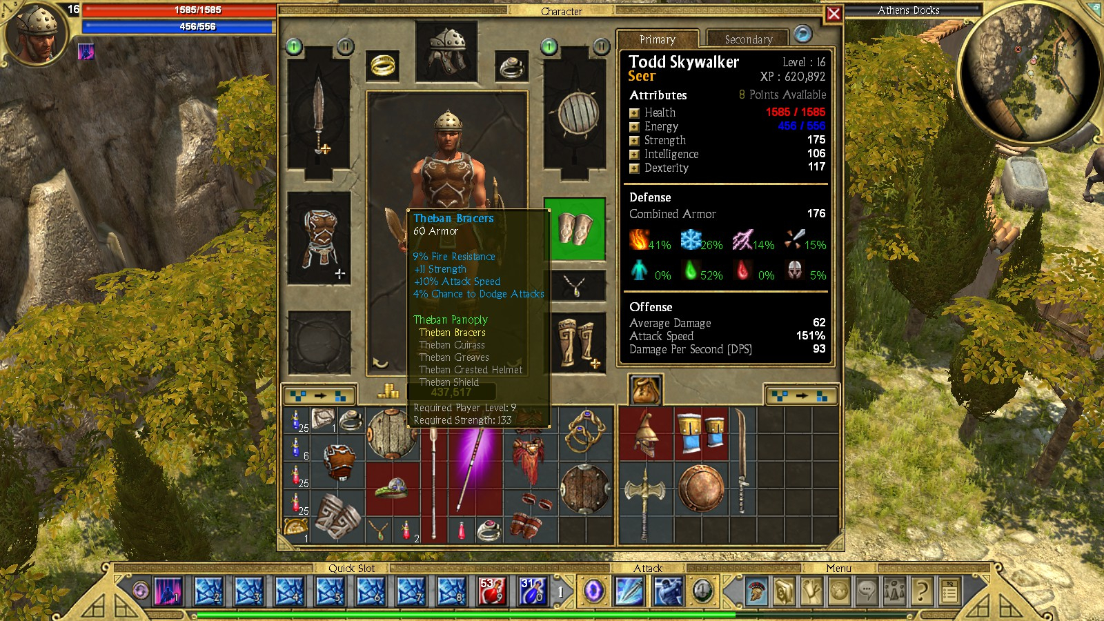 Titan Quest received a new expansion      — Beamdog Forums