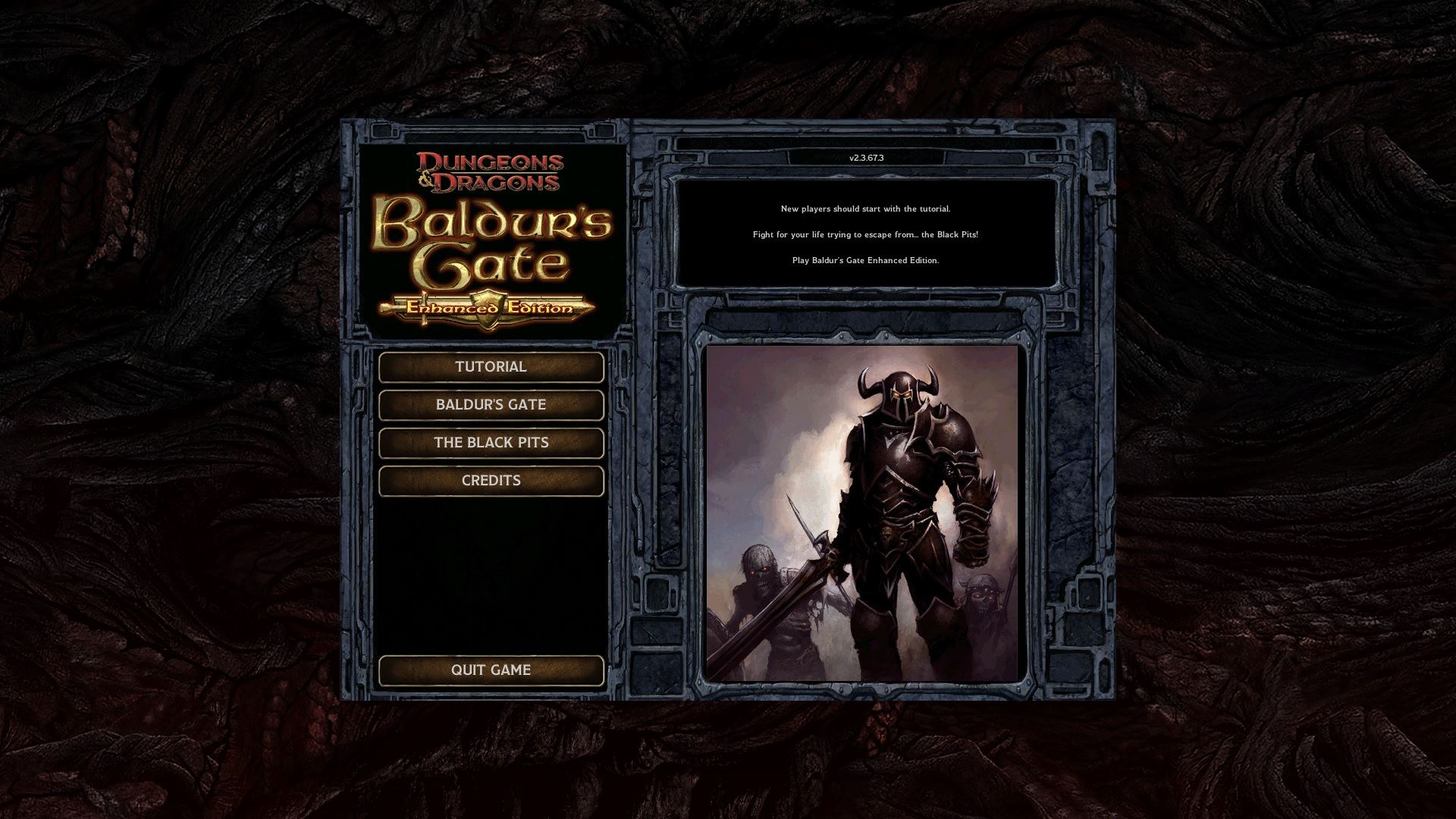 Can't access SoD when starting BG EE — Beamdog Forums