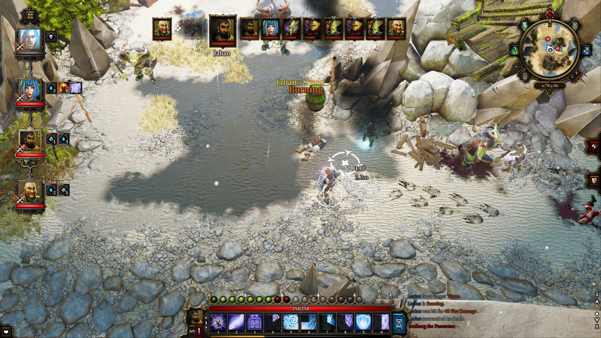 Divinity: Original Sin Minimal and No Reload Thread