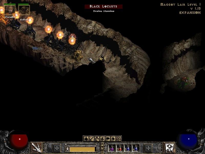 Diablo Minimal and No Reload Thread (spoilers) - Page 2