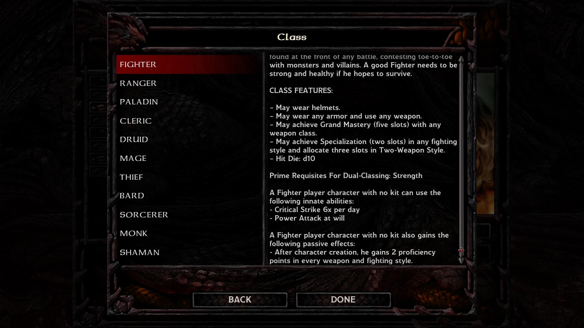 uskomaton valinta halpa ostaa MOD] High Power Baldur's Gate v2.2.2 — Beamdog Forums