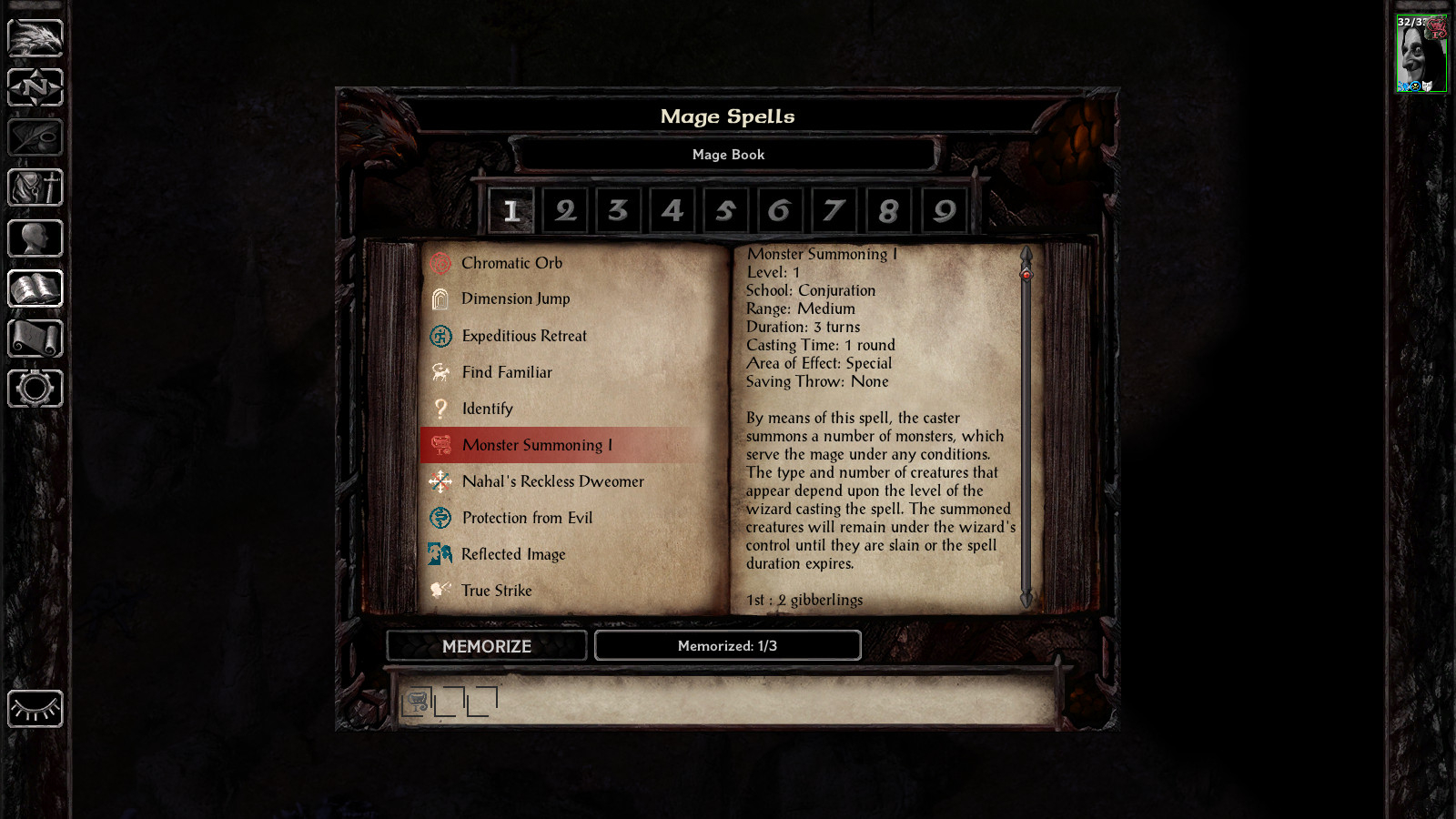 Zaghoul's No-Reload Asylum - An ogre's life in Candlekeep and beyond