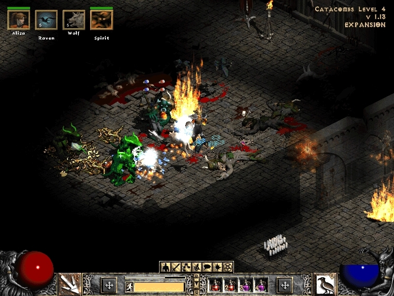 Diablo Minimal and No Reload Thread (spoilers) - Page 14