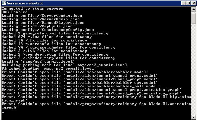 Dedicated Server Setup — Unknown Worlds Forums