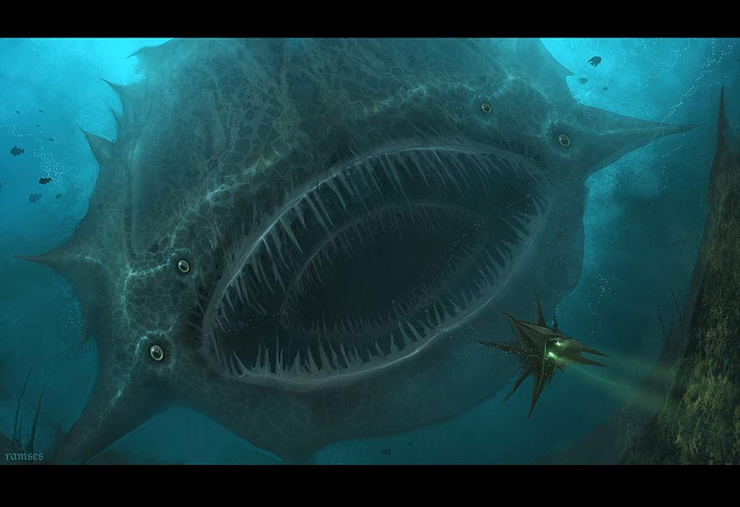 Subnautica wildlife unknown worlds forums for Real life fishing games