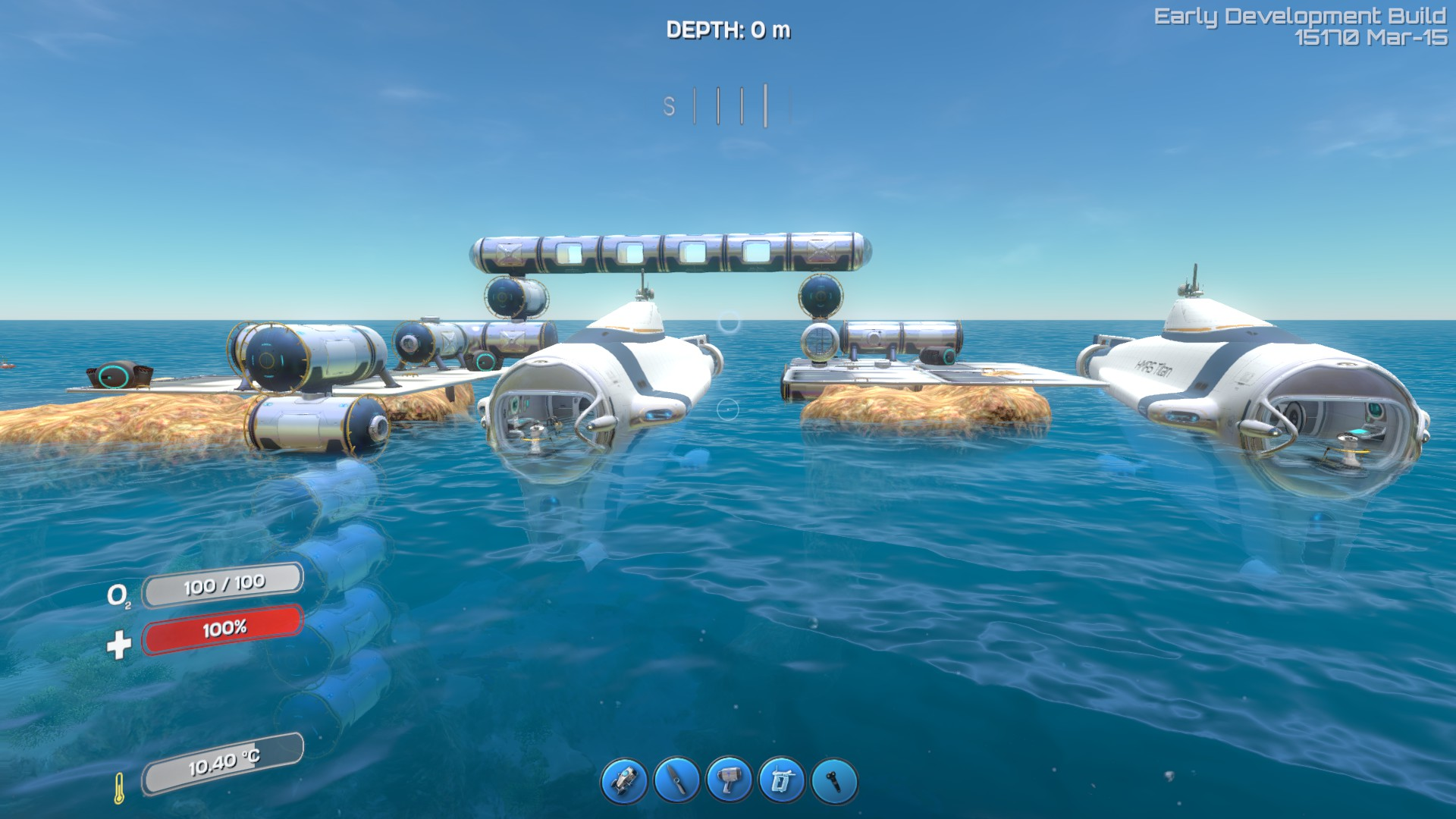 Submarine Hangars For Bases Unknown Worlds Forums