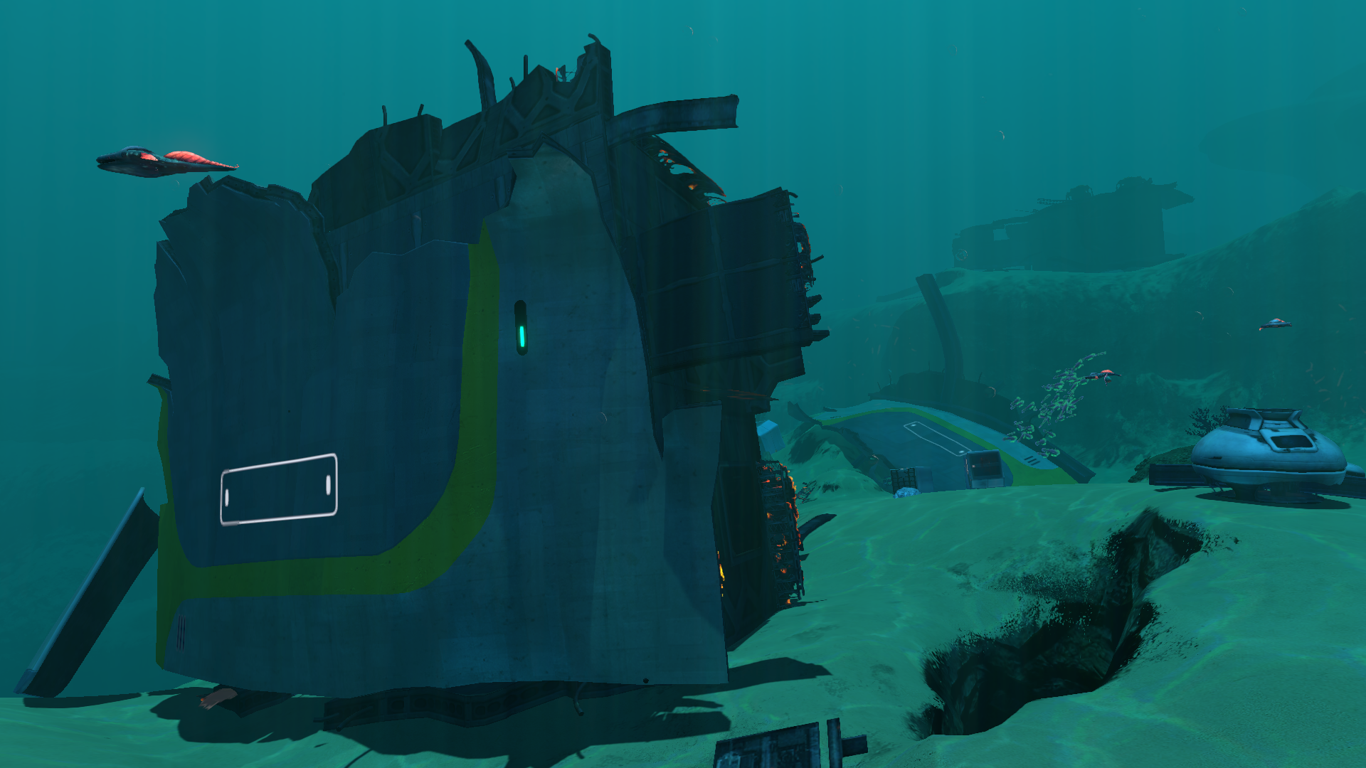 Someone please explain to me how placing the Ghost Leviathan