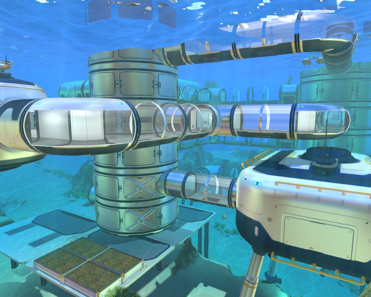 Subnautica Scanner Room Connect / This is subnautica gameplay, part 31.