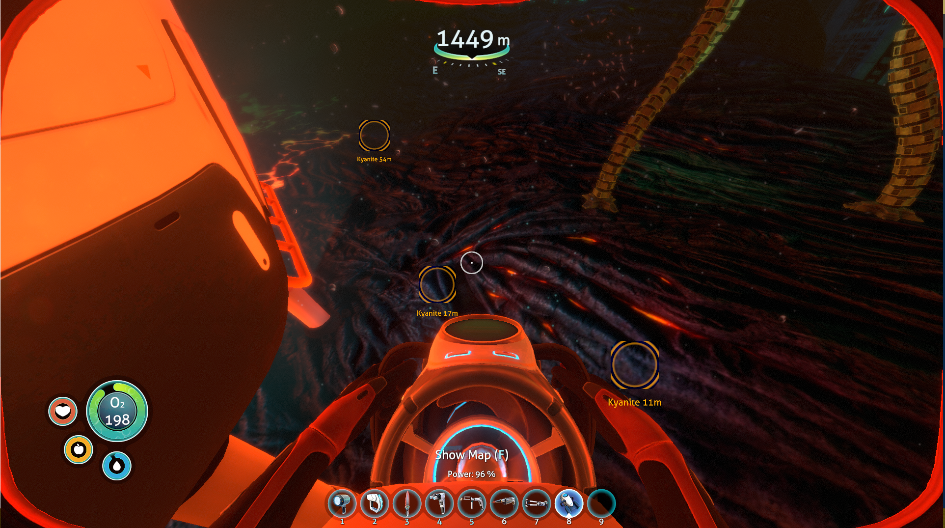 Scanner Blips Are Still Not Working Correctly Very Disappointing Unknown Worlds Forums Hey all, today we go looking for magnetite and try to get the hud chip. scanner blips are still not working