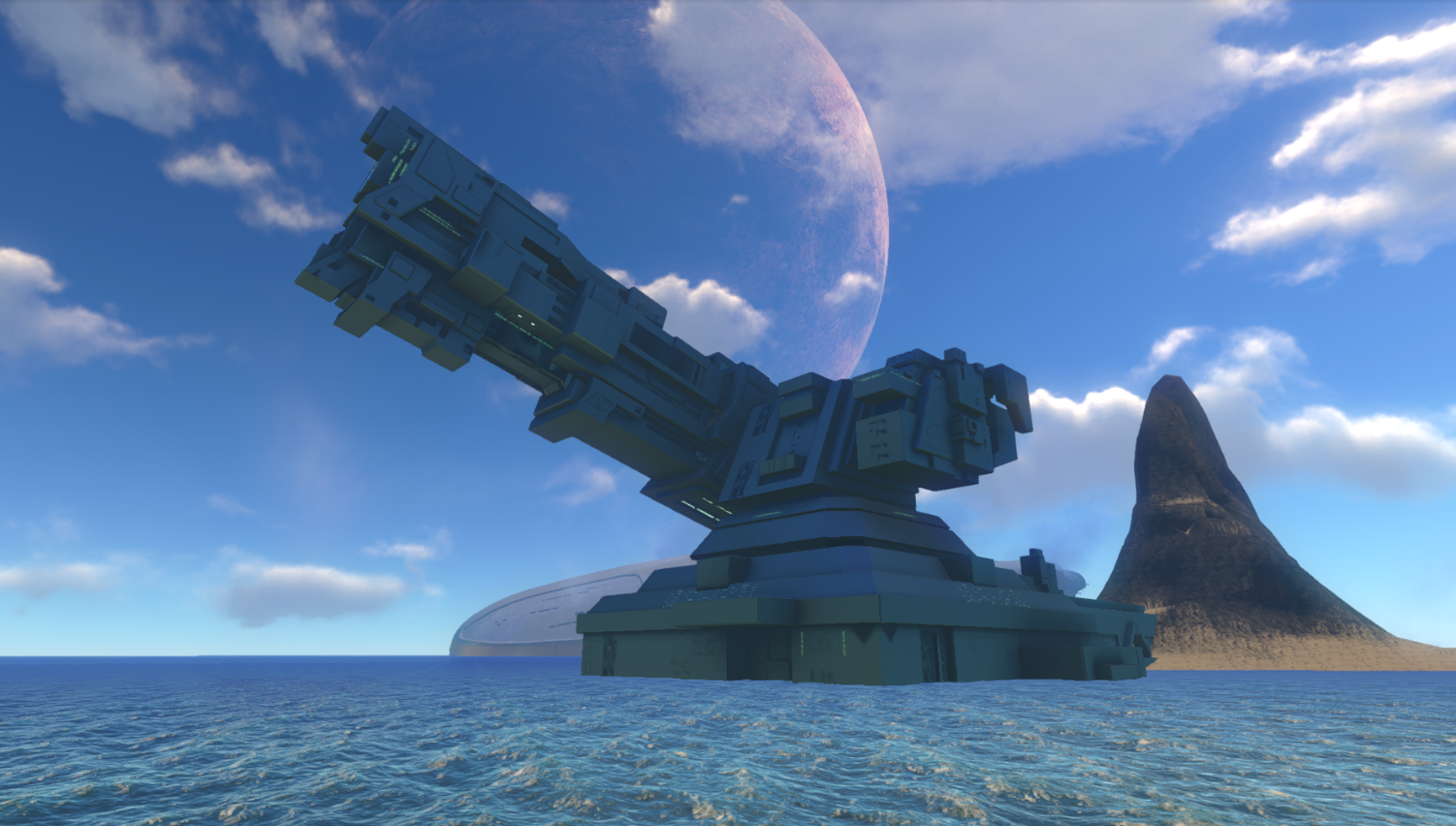 Subnautica Can T Get Into Island Base