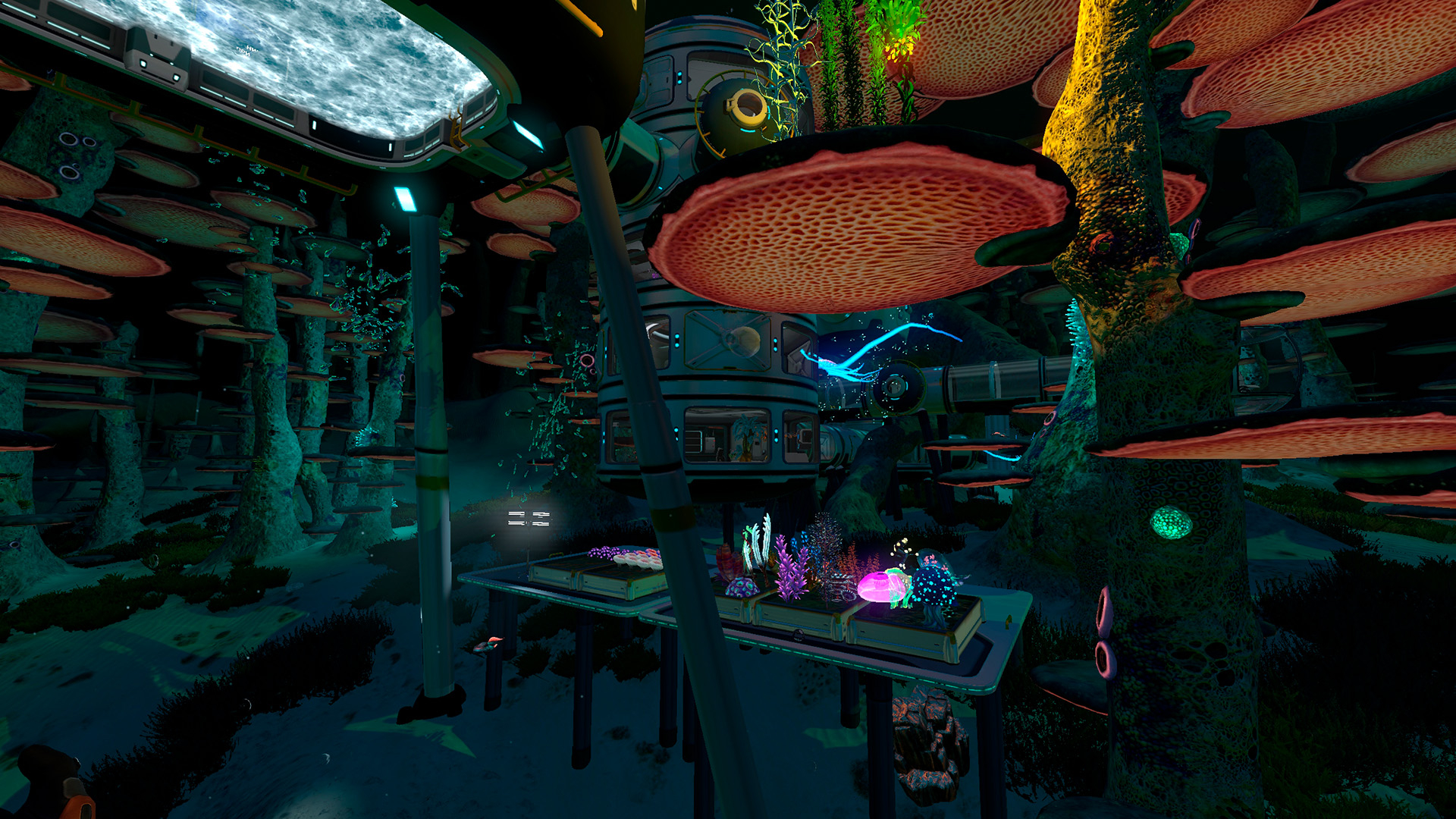 SeaBase Showcase Page 11 — Unknown Worlds Forums