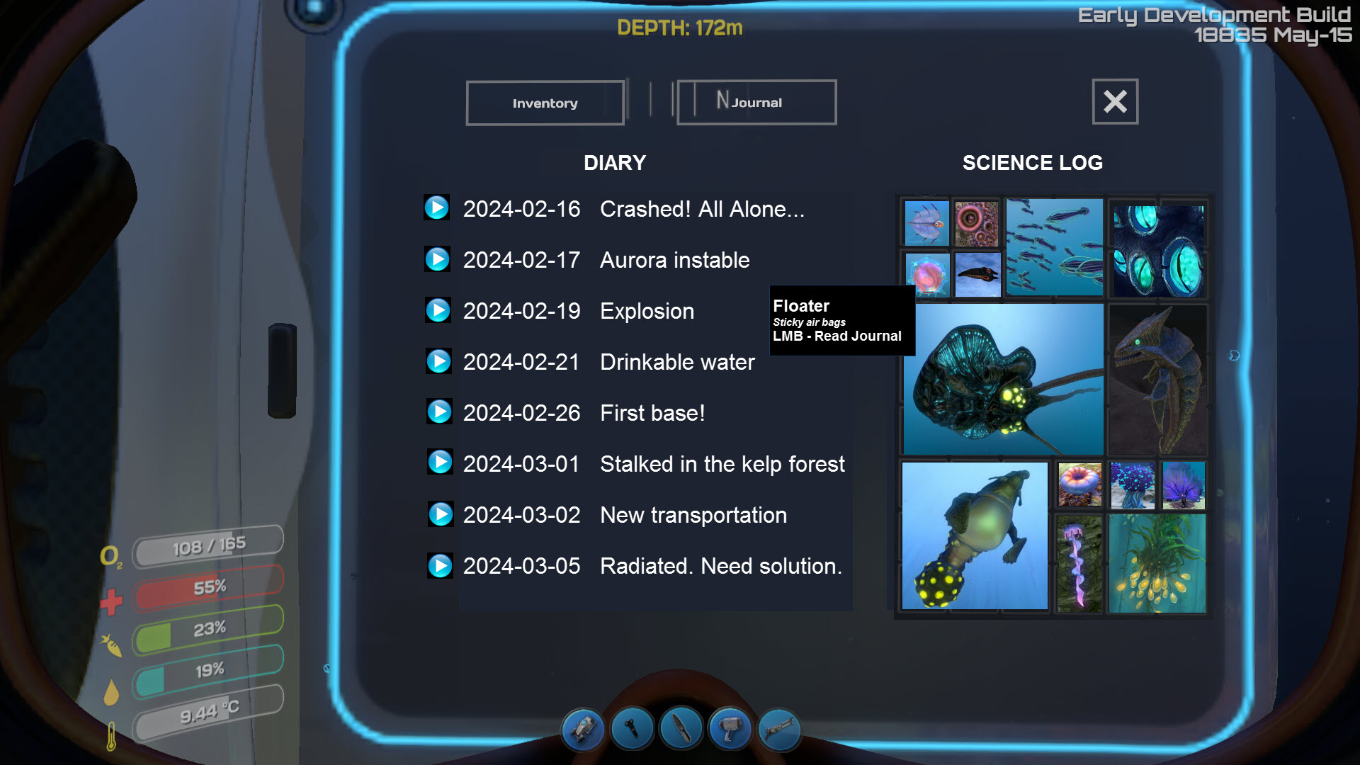 scientific research overhaul proposal unknown worlds forums