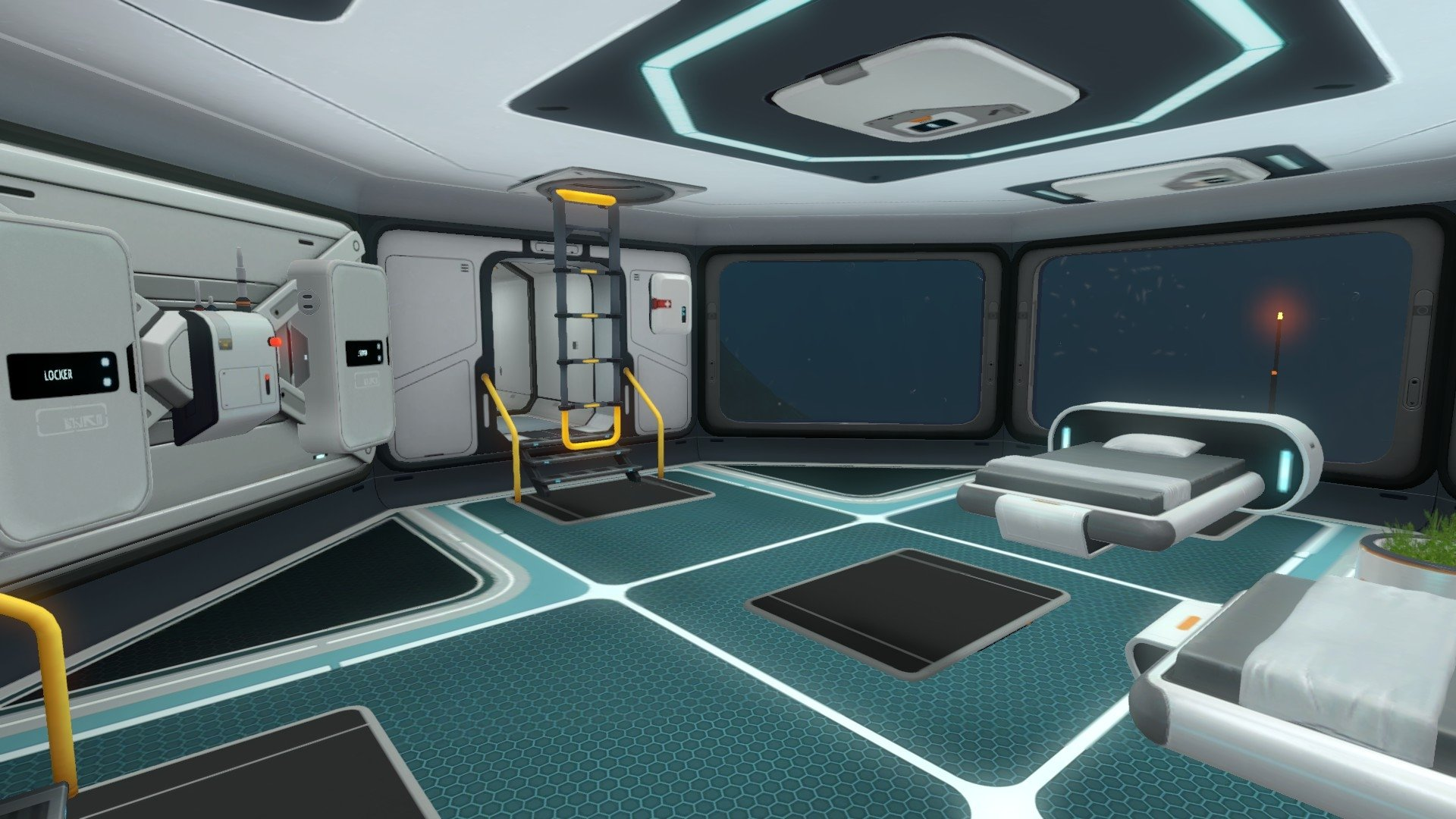 subnautica how to build base