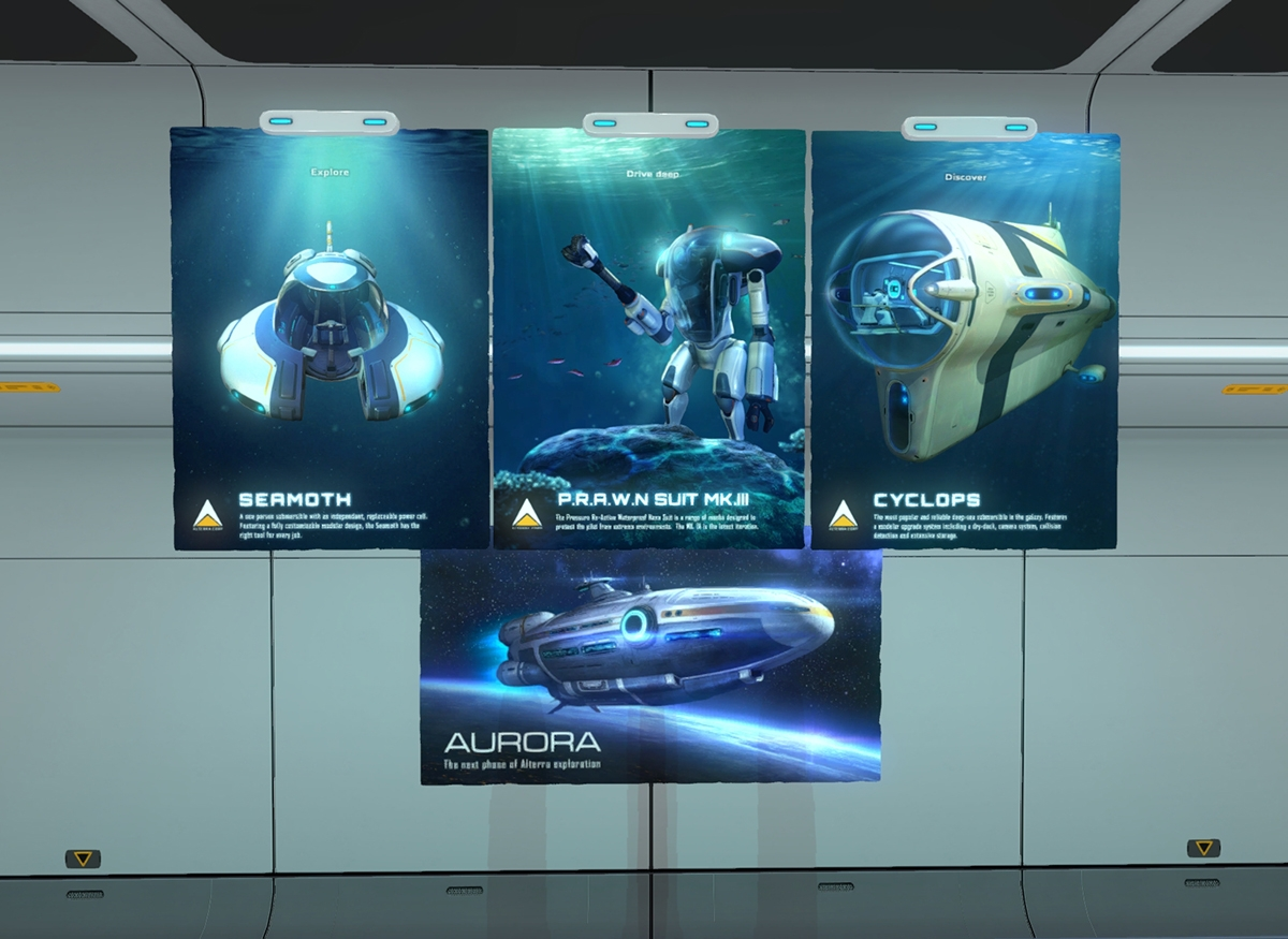 Mod New In Game Posters Unknown Worlds Forums