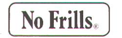 No Frils!