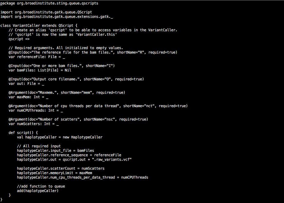 R package problem runing Queue — GATK-Forum