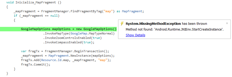 Google Play Services component doesn't compile — Xamarin Community