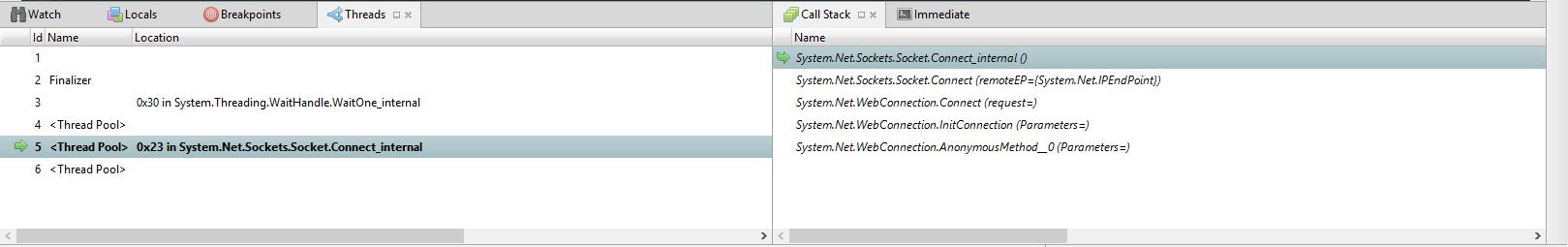 HttpClient PostAsync deadlock