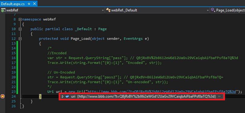 Device OpenUri Encoding Problem — Xamarin Community Forums