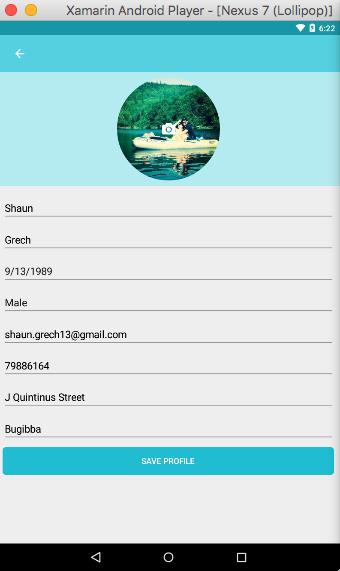 Android Form Keyboard Scroll — Xamarin Community Forums